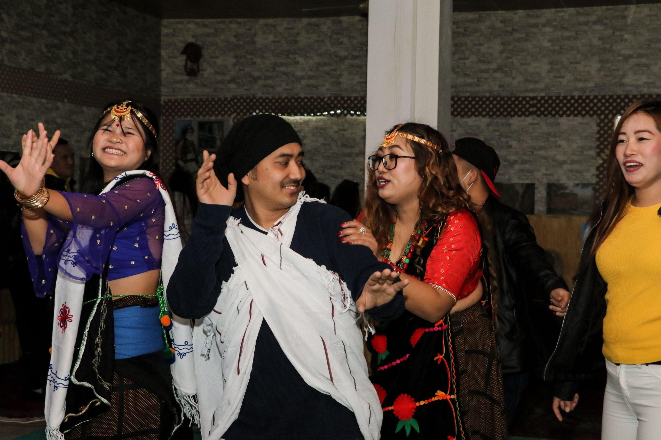 कुर्दिस्तानमा गुरूङ समाजले मनायाे ल्हाेसार