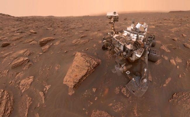 मङ्गल ग्रहमा ३,००० दिन बिताएको रोबटले त्यहाँ यस्तो देख्यो