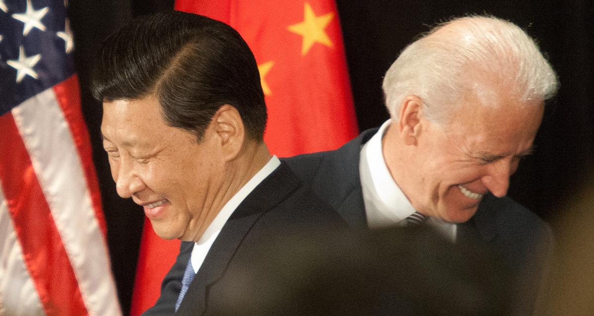 बाइडेन आएसँगै चीनप्रति अमेरिकाको दोहोरो नीति