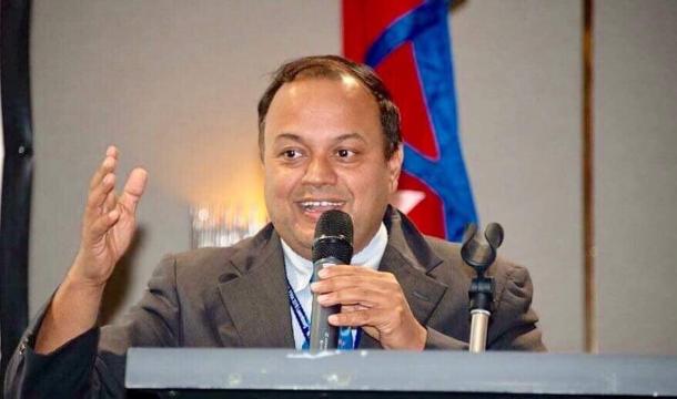 एनआरएनएको बिशेष महाधिवेशन विवाद बारे महासचिव डा.शर्माको स्पष्टिकरण