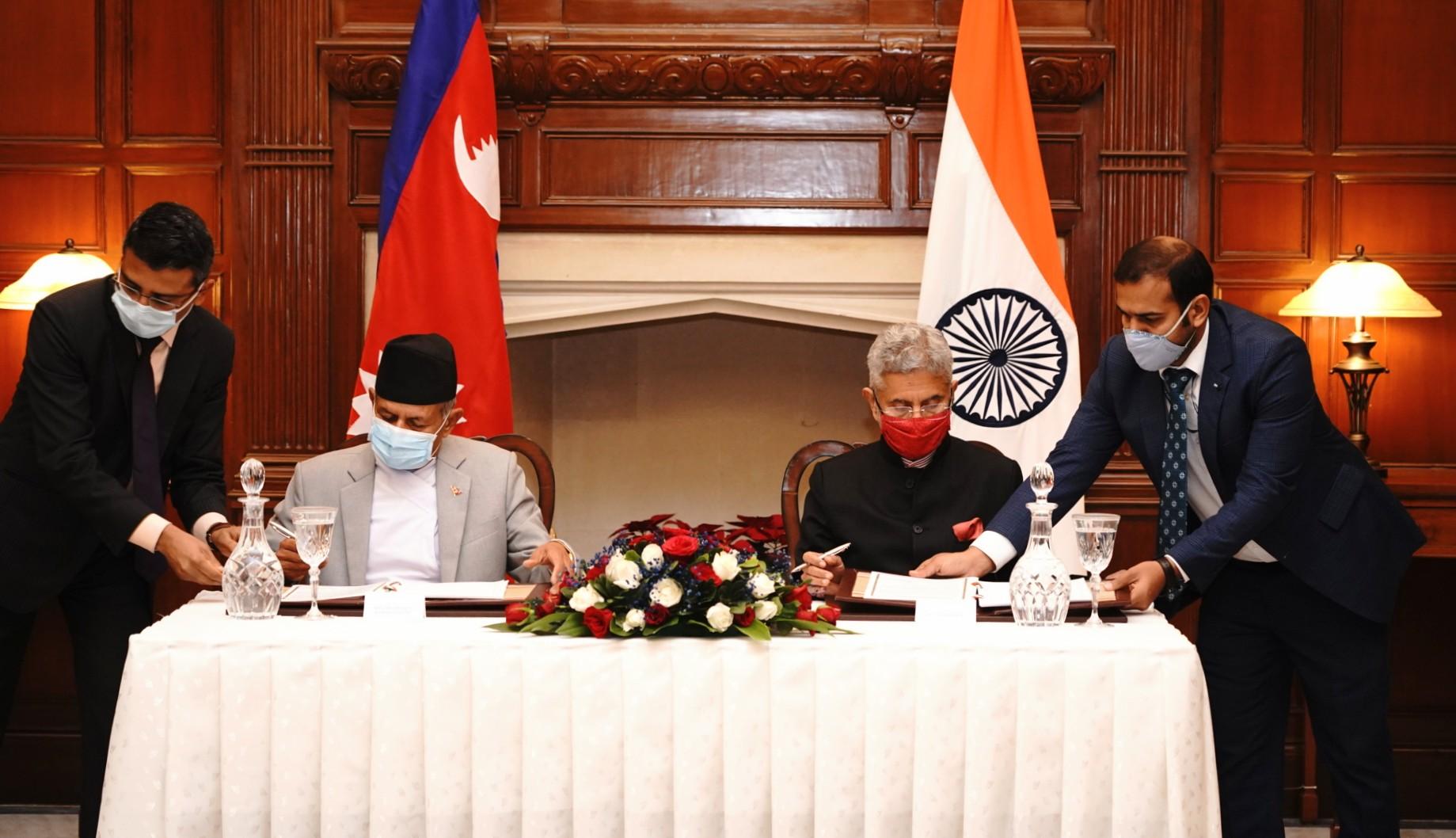 नेपाल–भारत सँयुक्त आयोग बैठकः के-के भयो कुरा ?