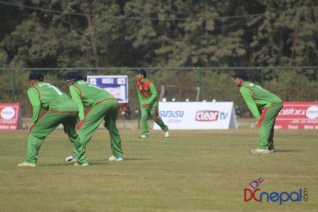 पीएम कप क्रिकेटः आर्मीको लगातार तेस्रो जित