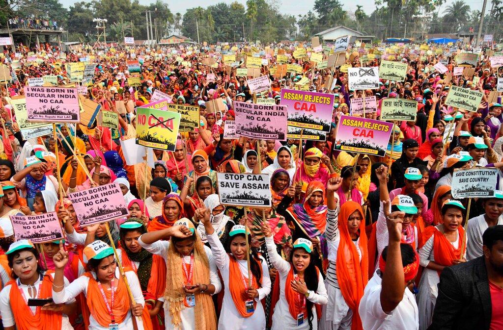 भारतको एक भाजपा शासित राज्यमा मुस्लिम विद्यालय बन्द गर्ने कानून पारित