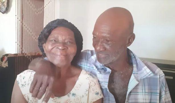 ९१ वर्षकी महिलाले आफ्नो जन्मदिनमा ७३ वर्षका ब्वाइफ्रेण्डसँग बिहे गरिन्