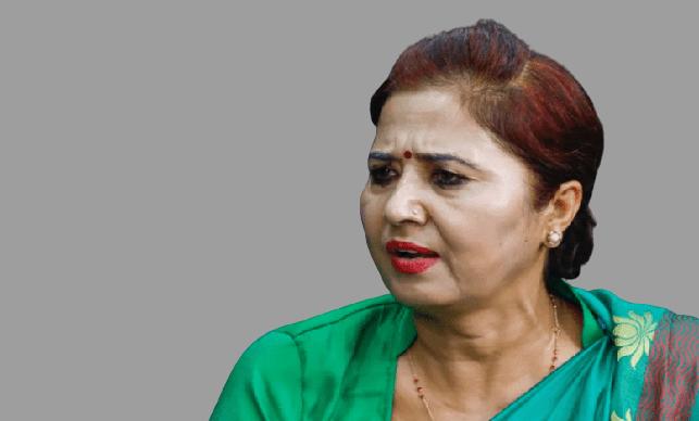'महिलालाई राजनीतिक प्रशिक्षण आवश्यक छ'
