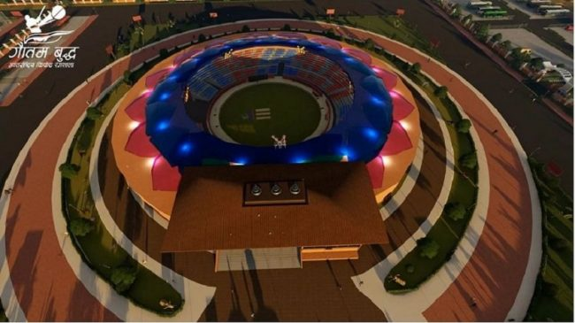 धुर्मस-सुन्तली फाउण्डेशनद्वारा निर्मित रंगशाला उधारोमै बनाइँदै, नौ करोडबढी तिर्न बाँकी