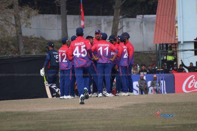 त्रिकोणात्मक टी–ट्वान्टी क्रिकेट सिरिजको खेल समय परिवर्तन