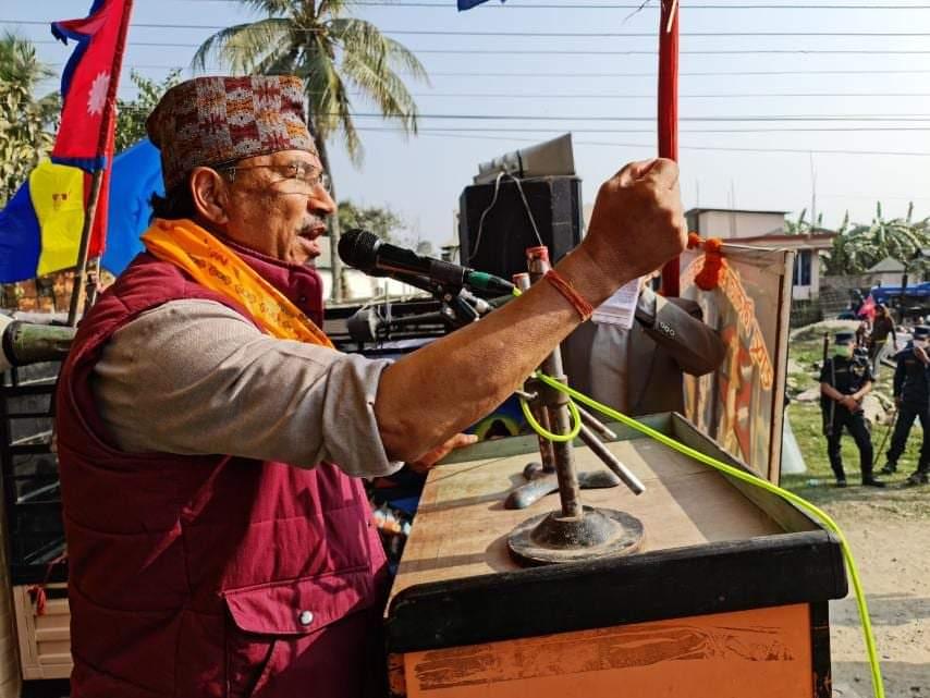संसद विघटनले जटिलता निम्त्यायो, अब ताजा जनादेशः कमल थापा