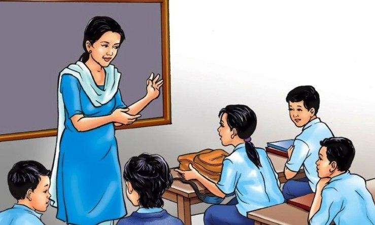 विद्यार्थी र शिक्षक एकाएक बिरामी पर्न थालेपछि विद्यालय बन्द