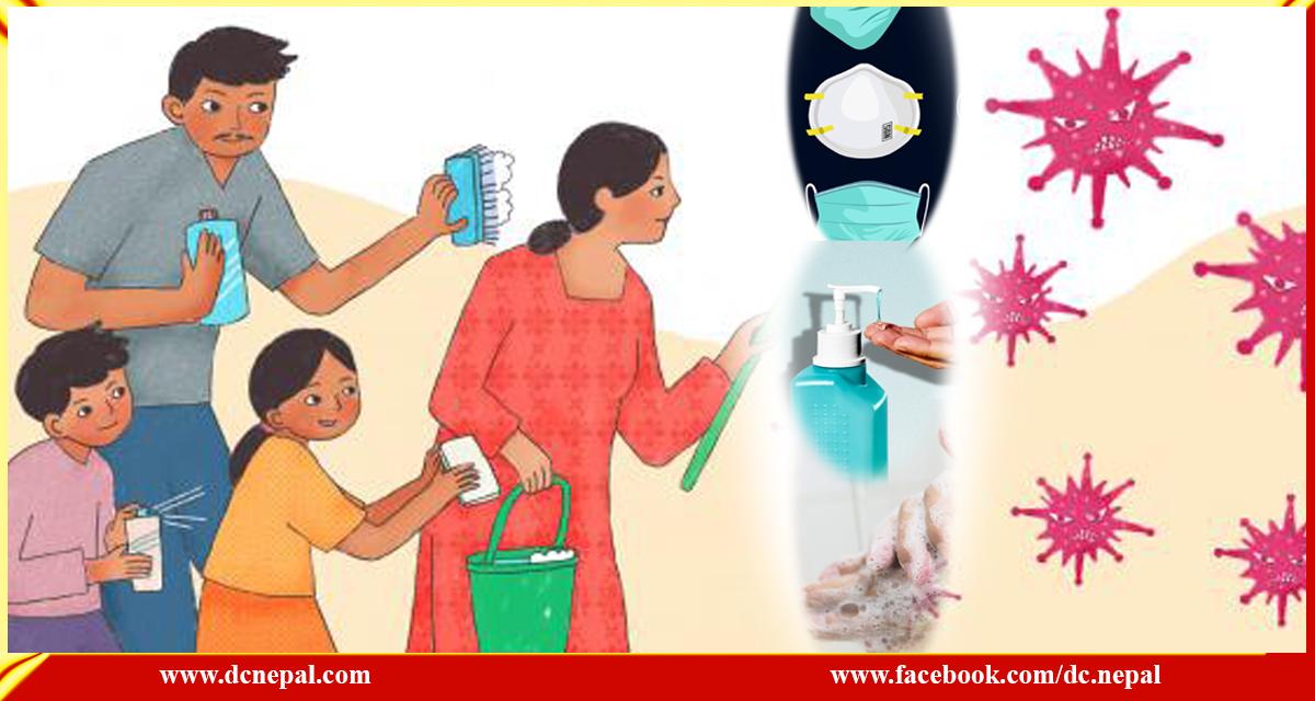 भारतमा कोरोना संक्रमण बढ्दो, व्यक्तिगत सतर्कता अपनाउन विज्ञको सुझाव