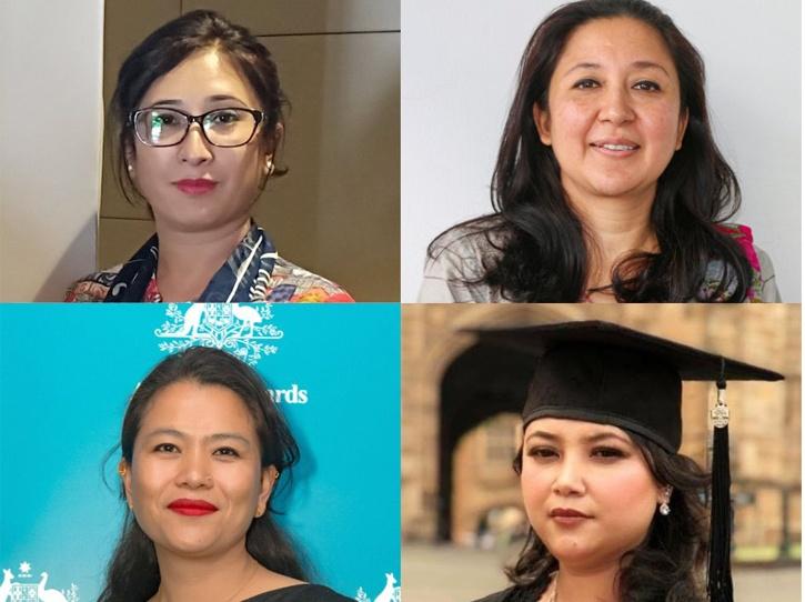 अष्ट्रेलिया अवार्डबाट नेपाली महिलाहरु सम्मानित