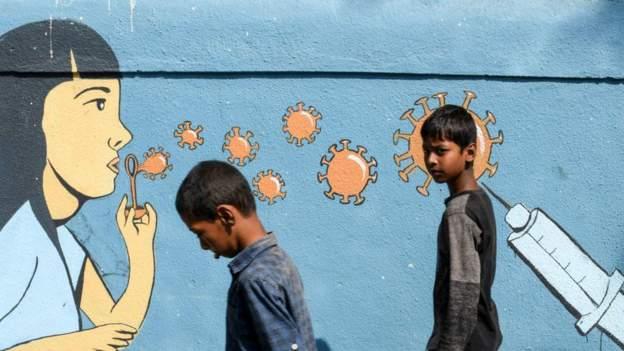 कोभिड महामारीमा स्वास्थ्य सेवा नपाएर दक्षिण एशियामा दुई लाखभन्दा बढी बालबालिकाको मृत्यु