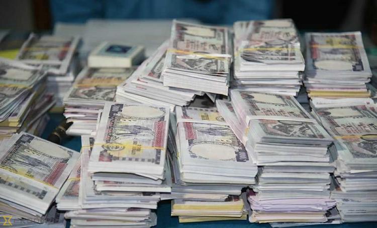 ४० रुपैयाँको लगानी १ हप्तामै ८० लाख रुपैयाँ ! मजदुर आत्तिएर प्रहरी गुहार्न पुगे
