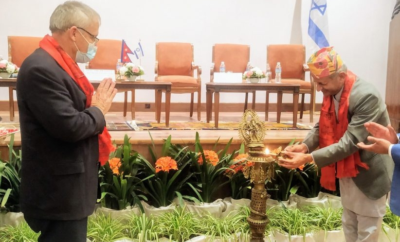 नेपाल–इजरायलको सम्बन्ध ६० वर्ष पूरा