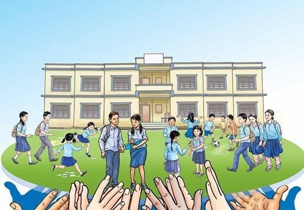 हुम्लाको दक्षिणी भेगमा खुल्न थाले विद्यालय