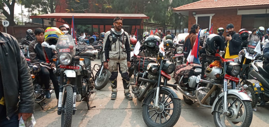 'स्याक्रड समिट्स'को आयोजनामा काठमाडौंदेखि पोखरासम्म 'पोकर रन'
