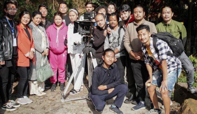 फिल्म 'क्रसरोड्स–कथा तिम्रो र मेरो' को छायांकन सुरु