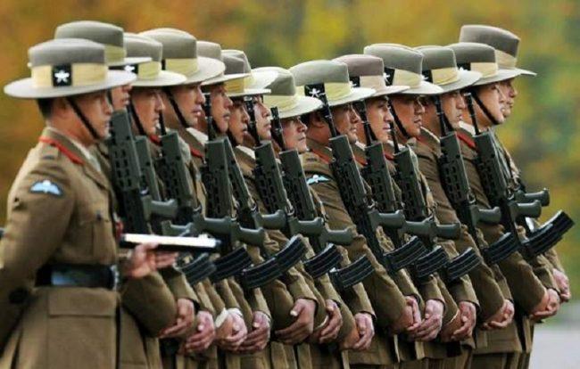 सुनसरीमा सेना परिचालन