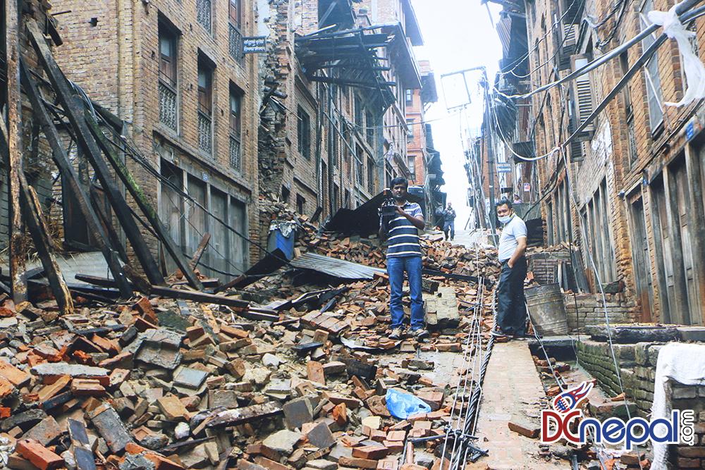 भूकम्प दिवसको अवसरमा फोटो प्रदर्शनी (फोटो फिचर)