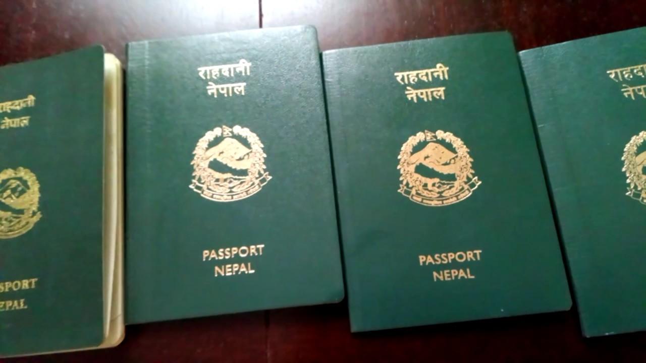 नेपालको पासपोर्ट विश्वमै अत्याधिक कमजोर, सबैभन्दा कमजोर १० वटाको सूचीमा पर्यो