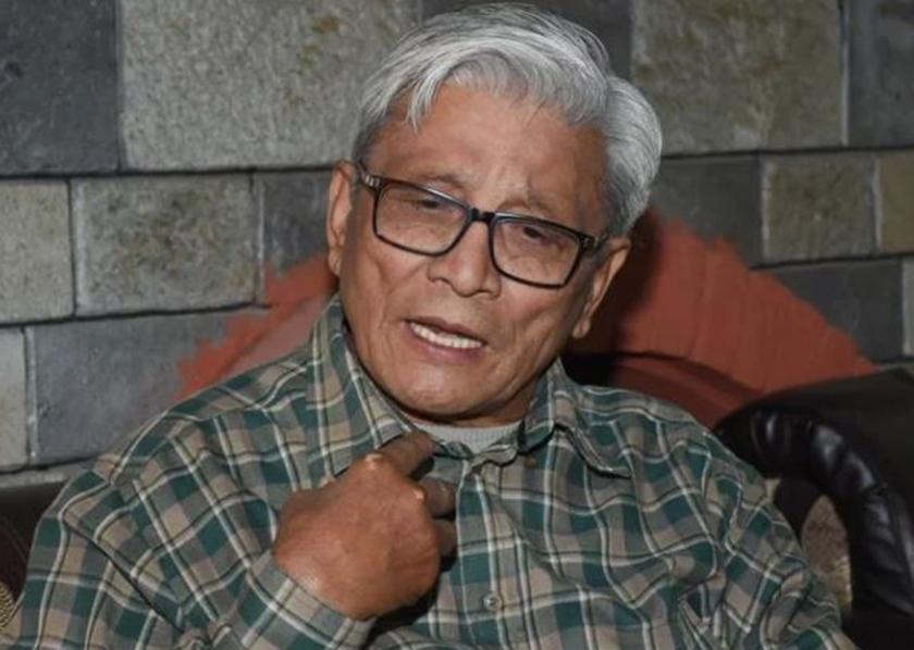 राजनीतिक स्थायित्वका निम्ति गम्भीर बनौं : प्रदेश प्रमुख शेरचन