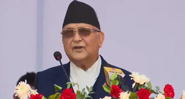 माधव नेपाल समूहका सांसदलाई ओलीको आग्रह : हतारमा अनुचित निर्णय नगर्नु