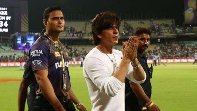 बिग हिटर ब्याट्सम्यानले ३० बलमा ३१ रन बनाउन नसकेपछि शाहरुख खानले माफी माग्नुपर्यो