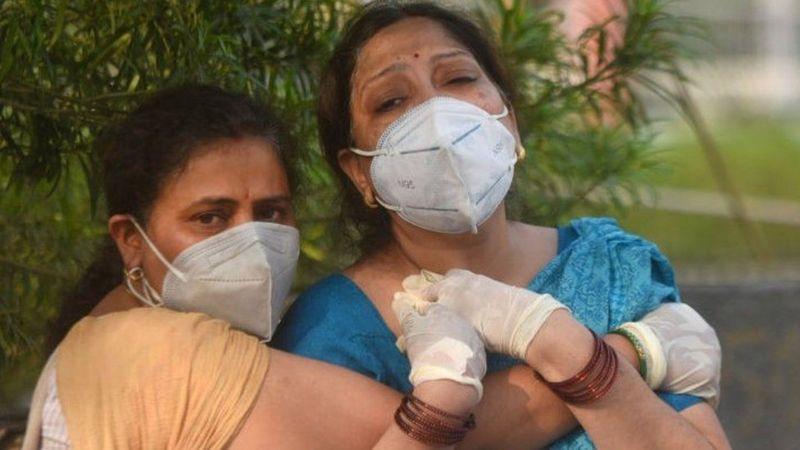 भारत कसरी फस्यो कोभिड महामारीको भूमरीमा?
