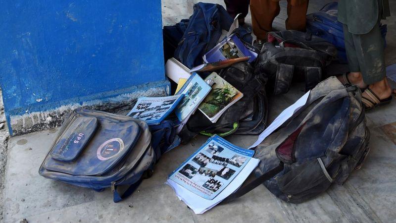 काबुलमा विद्यालय बाहिर विस्फोट, २५ जनाको मृत्यु