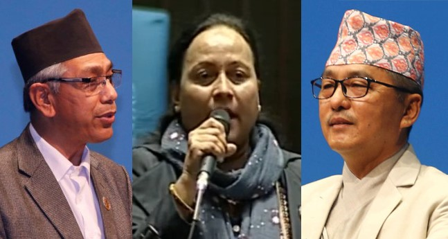 नयाँ सरकार गठन  : यी  तीन स्वतन्त्र सांसद के गर्लान् ?