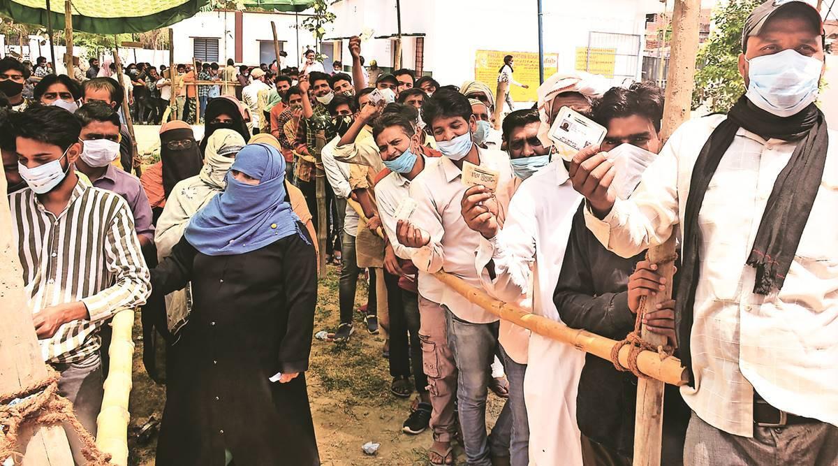 नेपालको सीमा छेउमा कोरोनाको भयानक विष्फोट, चुनाबमा खटिएका २ हजार कर्मचारीको मृत्यु