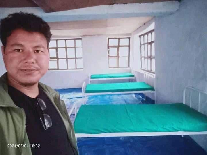 पलाँता अस्पतालमा १५ बेडको सरुवारोग शाखा स्थापना