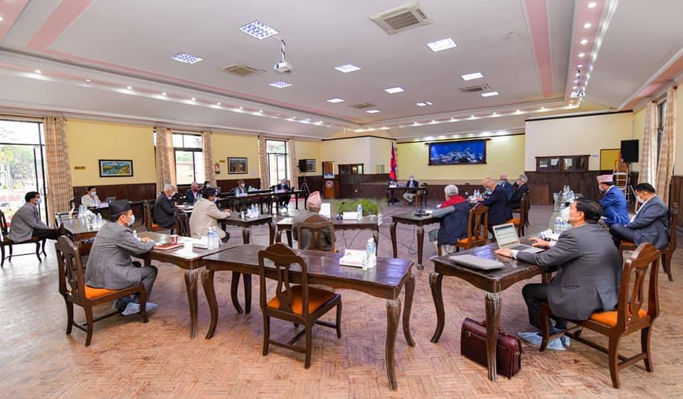 मन्त्रिपरिषद बैठकः वीर अस्पतालको नयाँ भवनमा युनिफाइड कोभिड–१९ अस्पताल सञ्चालन गर्ने निर्णय