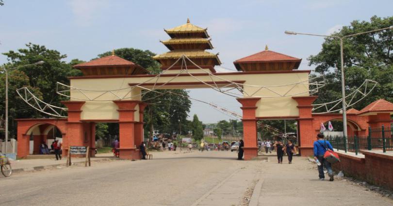 नेपाल भारत सीमा क्षेत्रमा कडाइ गरी उच्च सतर्कता