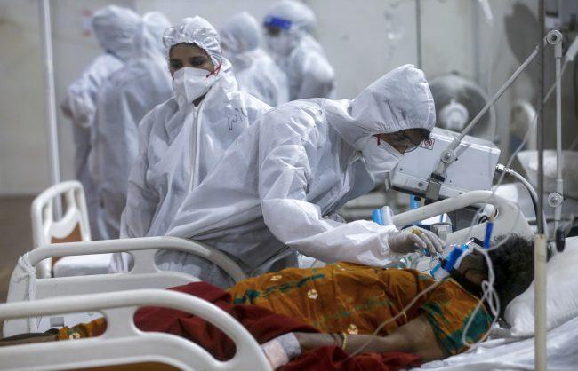 भारतमा थप ३९ हजार कोरोनाभाइरसबाट सङ्क्रमित