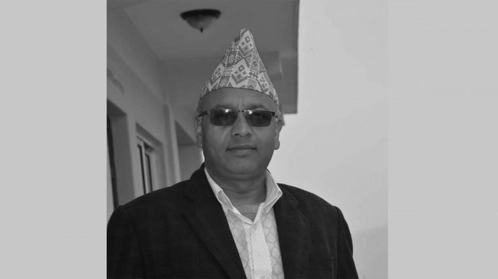 पत्रकार महासंघ पाँचथर शाखाका उपाध्यक्ष भण्डारीको कोरोना संक्रमणबाट निधन