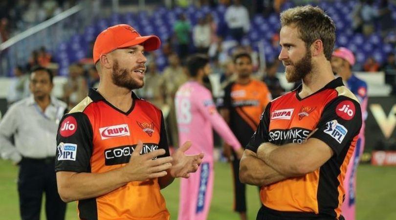 हैदरावादले खोस्यो वार्नरको कप्तानी, विलियम्सन बने नयाँ कप्तान