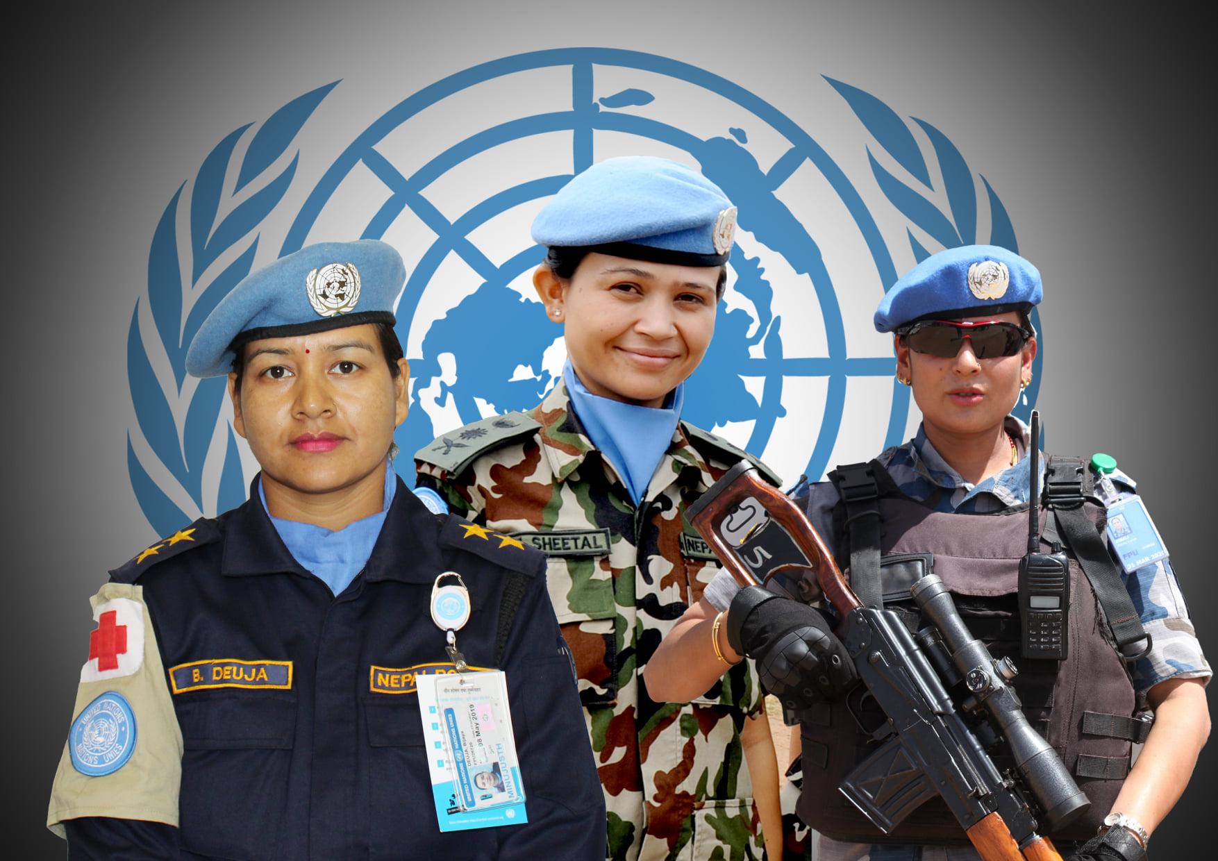 शान्ति सेनामा योगदान दिने मुलुकको सूचीमा नेपाल तेस्रो स्थानमा