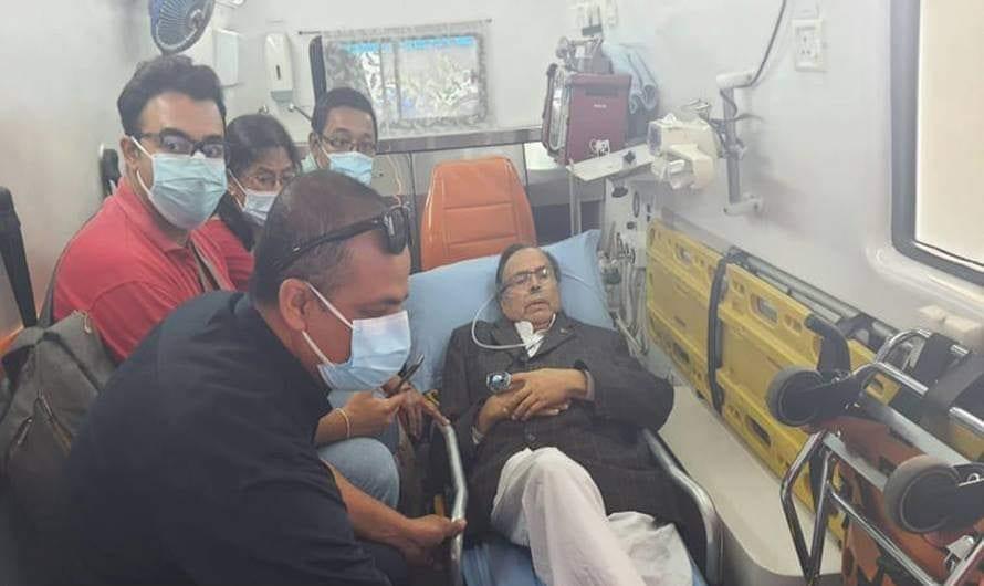 पूर्वप्रधानमन्त्री खनालको दिल्लीस्थित एपोलो अस्पतालमा उपचार शुरु