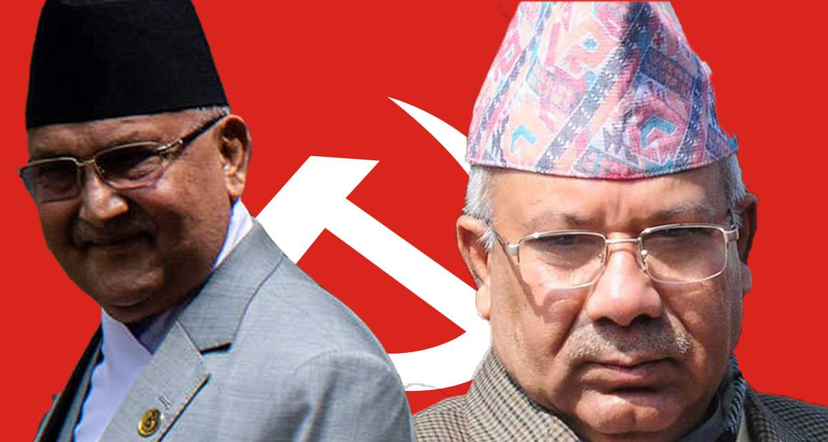 फेरि भडि्कए माधव नेपाल, अर्कै पार्टी गठन गर्दै