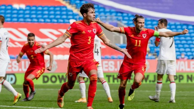 वेल्स र स्विजरल्याण्डले खेले १ – १ को बराबरी