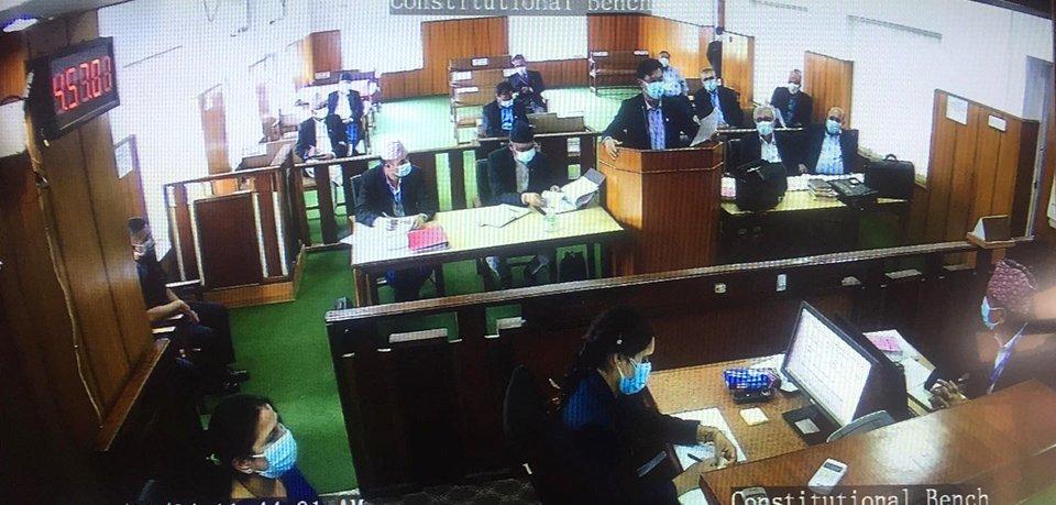 देउवालाई ७६ (५) अनुसार प्रधानमन्त्री नियुक्त गरेर संसद् बोलाउनुपर्छ : वरिष्ठ अधिवक्ता श्रेष्ठ