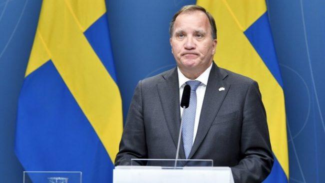 विश्वासको मत नपाएपछि स्वीडेनका प्रधानमन्त्री पदमुक्त