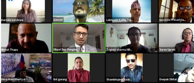'एनआरएनए द सिङ्गर' मा भाग लिन आह्वान