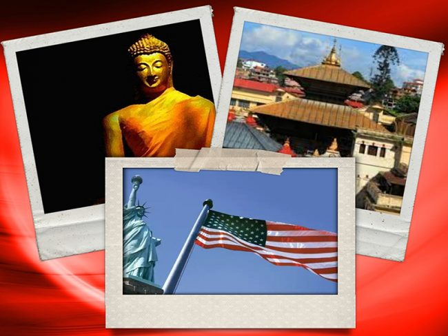 अमेरिकामा पशुपति– बौद्ध मन्दिर बनाउने योजना कहाँ पुग्यो ?