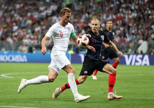 युरोकप फुटबल : इंग्ल्यान्ड र क्रोएसियाबीचको पहिलो हाफ गोलरहित बराबरी
