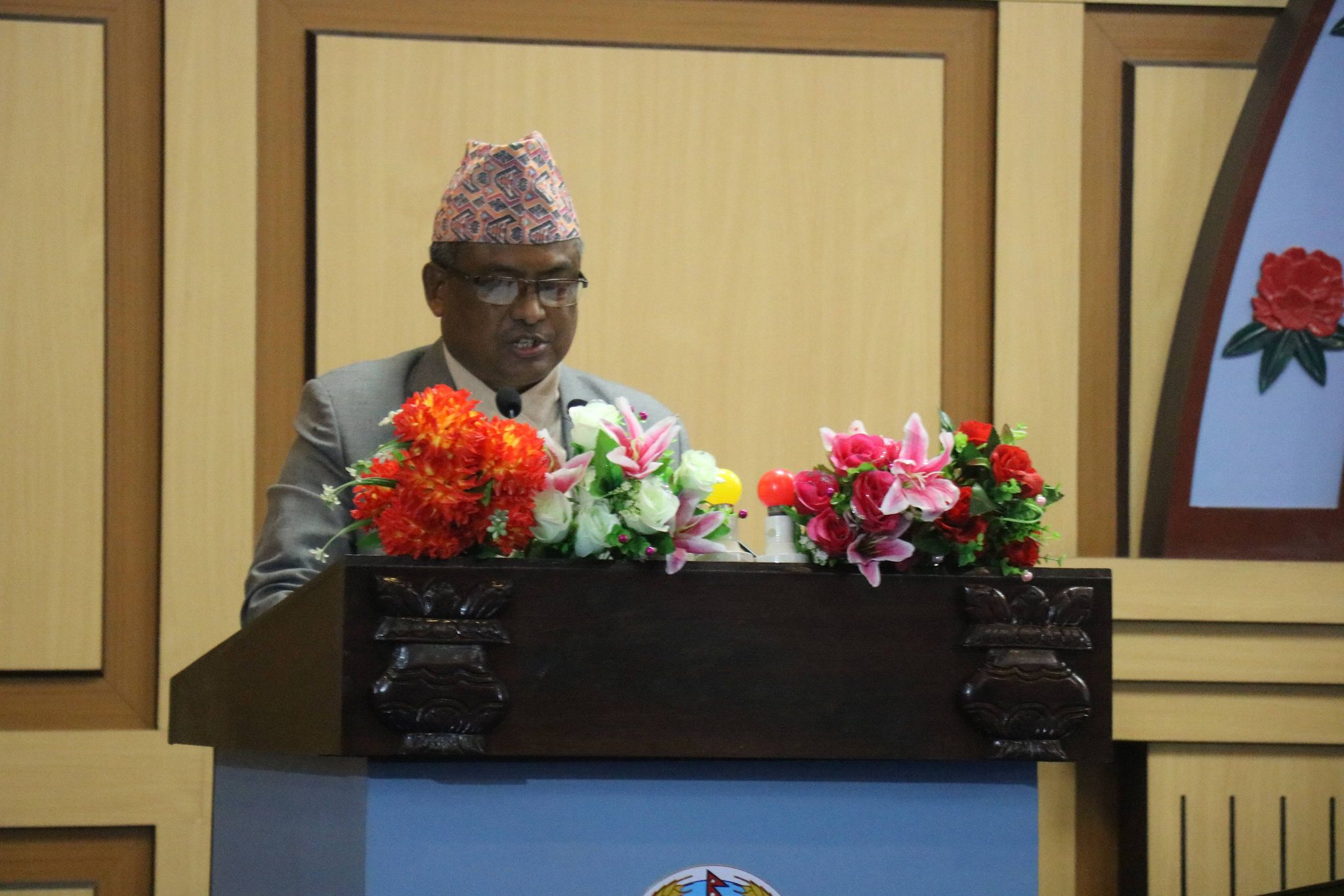 लुम्बिनी प्रदेशमा  ४० अर्ब ९५ करोड ९७ लाखको बजेट (पूर्णपाठ)