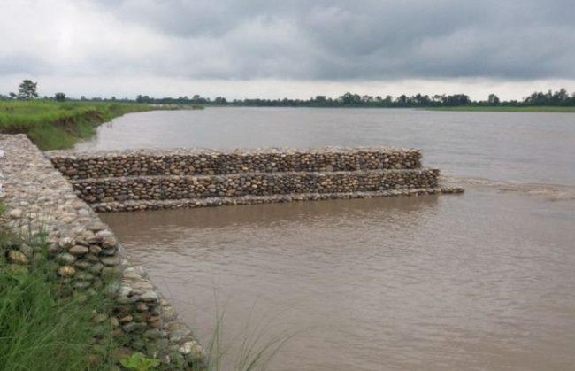 नदी नियन्त्रणमा 'कम्पोजिट' पर्खाल प्रभावकारी