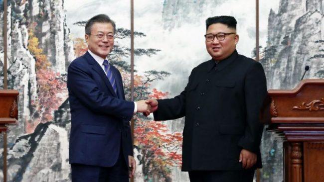 उत्तर र दक्षिण कोरियाबीच फेरि 'हटलाइन' सुरु