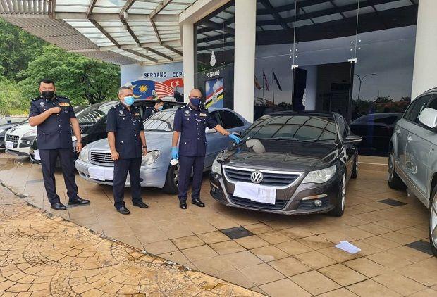 मलेसियामा कार चोरी गिरोहका सदस्य भएको आरोपमा नेपाली पक्राउ, ६ कार नियन्त्रणमा